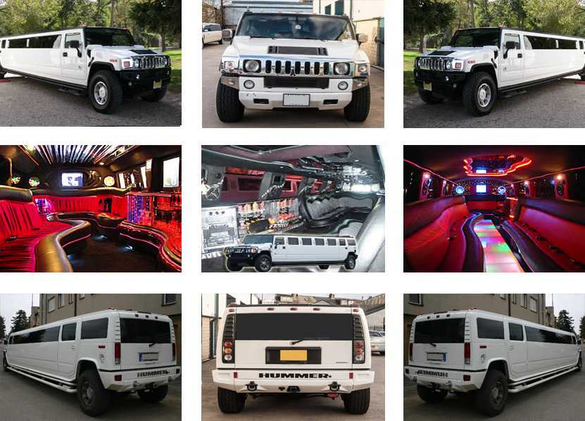 Hummer Limo Hire Blackburn